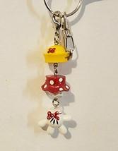 Disney Parks Minnie Mouse Body Parts Keychain - $24.74