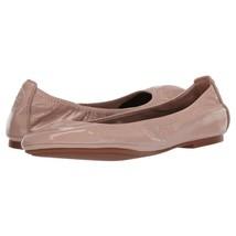 Tory Burch Eddie Soft Nappa Pink Patent Leather Ballet Flats Sz 6 NIB - $162.86