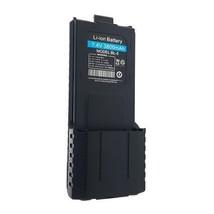 New BaoFeng BL-5L Plus Radio Battery Li-ion 2600mAh for BF UV5R TH-F8 US... - £14.44 GBP