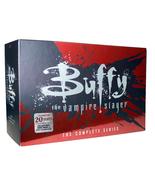Buffy The Vampire Slayer Complete Series Seasons 1-7 39 DVD Box Set Free... - $96.80