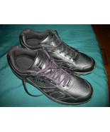 Mens sz 16 Fila Work Shoes Sneakers Black worn 1 day - $29.70