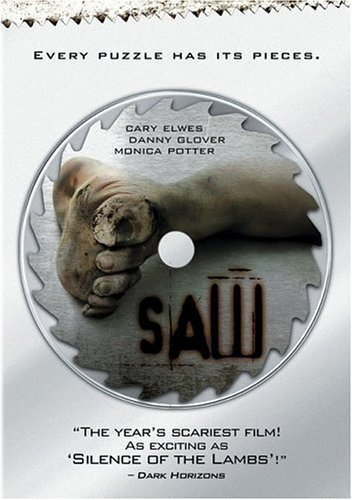 Saw (Full Screen Edition) (2004) DVD