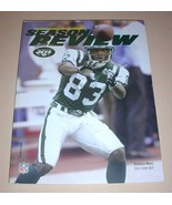 NFL New York JETS Official Season Review 2003 Football Magazine Team Boo... - $12.99