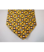 "NEW Britches of Georgetowne Silk Necktie Tie 58""  Hand Made in USA #401 - $24.99"