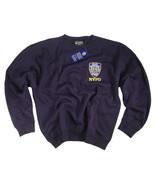 NYPD Sweatshirt Decal Shield Gear Patch Blue Season Uniform Mens Womens Apparel - $32.99