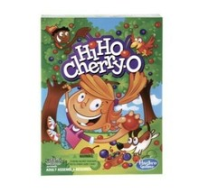 NEW Hasbro Hi Ho Cherry-O Updated Classic Family Fun Board Game SEALED BOX - $12.11