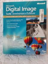 Microsoft Digital Image Suite Anniversary Edition Windows 98 ME 2000 XP ... - $34.16
