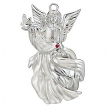 Waterford Silver 2012 Angel of Peace Christmas Ornament # 158562 - $22.77