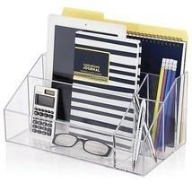 Mail Organizer For Desk Office Home Sorter Prem... - $38.86