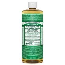 Dr. Bronner's Pure-Castile Liquid Soap Almond 32oz. Other Bath Body Supp... - $21.88