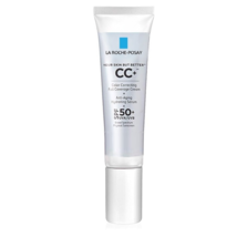 La Roche-Posay CC+ Cream with SPF 50+ (Colour Correcting - Anti-Aging Serum) - $11.69