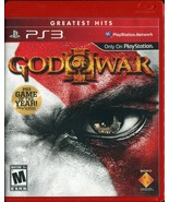 God of War III (Sony PlayStation 3, 2010) Greatest Hits - Complete - $3.95