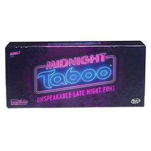 Hasbro Midnight Taboo Game - $16.83