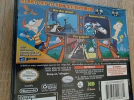 Nintendo DS Phineas And Ferb: Ride Again image 2