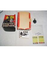 New Zealand 1989 Regina Batman Movie 150 Trading Card Set + box + error ... - $48.38