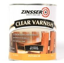 Zinsser 32 Oz 331403 Gloss Clear Varnish Interior Superior Scratch Resis... - $21.99
