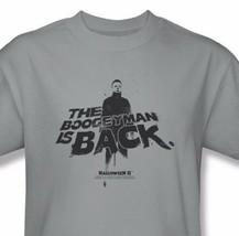 Halloween Michael Myers T-shirt Boogeyman retro vintage 80's horror movie UNI482 image 1