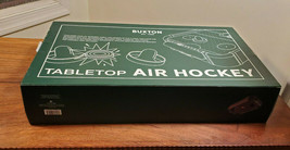 Buxton Tabletop Air Hockey Game Item #SM-37448 (NEW) - $19.75