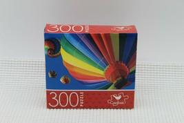 NEW 300 Piece Jigsaw Puzzle Cardinal Sealed 14 x 11, Ballooning/Mongolfi... - $4.45