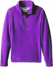 Small 1-2 Toddler Unisex Obermeyer Ultragear Micro-Fleece 1/2 Zip Pullover Shirt