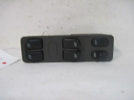 Drivers Master Window Switch Saab 9-3 1999 99 00 01 02 Hatchback Sunroof 514714 - $33.07
