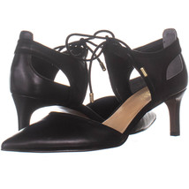 Franco Sarto 757 Pointed Toe Pumps, Black 500, Black, 7.5 US - $23.99