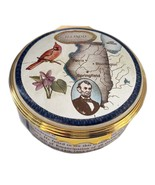 Halcyon Days Enamels - Illinois State Collection LE 1000 - $200.00