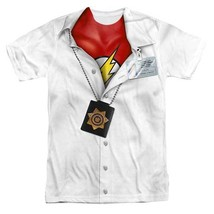 I'M Flash Barry Allen TV Show Científico Superhéroe DC Comics Logo Camisa S-3XL - $25.23+