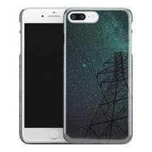 Casestry | Powerline Tower Cables Galaxy Rocket | iPhone 7 Plus Case - $11.99