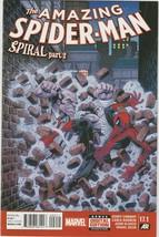 Amazing Spider-Man #17.1 NM- (3rd series) 2015 Marvel Comics Spiral Part 2 - $2.76