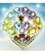 HAUNTED RING FOUNTAINS OF FORTUNE & BEAUTY MAGICK MYSTICAL TREASURE SCHOLAR - $377.77