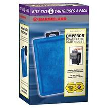 4-Pack Rite-Size E Marineland Penguin Cartridge Refills - $17.20