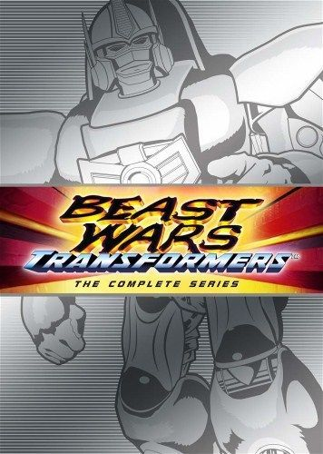 Transformers: Beast Wars - The Complete Series DVD Set Animation [New]