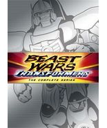 Transformers: Beast Wars - The Complete Series DVD Set Animation [New] - $59.99
