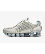 Nike Shox TL Premium Mens Reflective Trainers in Grey  - $139.37