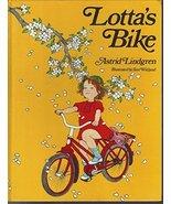 lotta's bike [Hardcover] [Jan 01, 1973] lindgren, astrid - $369.99