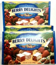 Liberty Orchards Berry Delights Exquisite Berry Confections 12 oz ( Pack... - $49.49