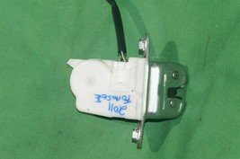 09-13 Subaru Forester Liftgate Tailgate Lid Trunk Power Lock Latch image 2
