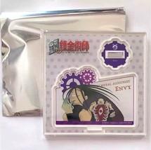 Fullmetal Alchemist Acrylic Stand Envy Hagaren Cafe Homumculus Anime Ara... - $35.63