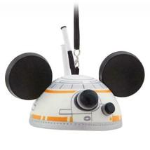 NWT Disney Star Wars BB-8 Ear Hat Christmas Ornament - $19.79