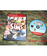 The Sims (Sony PlayStation 2) PS2 Greatest Hits - $7.91