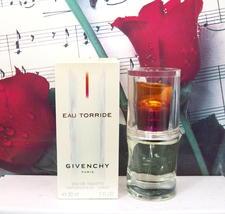 Givenchy Eau Torride EDT Spray 1.0 FL. OZ. NWB - $49.99