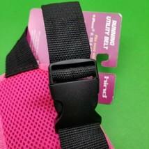 HIND Adjustable Running Utility Belt Zip Waist-pack Fits Most Smart Phon... - £9.77 GBP