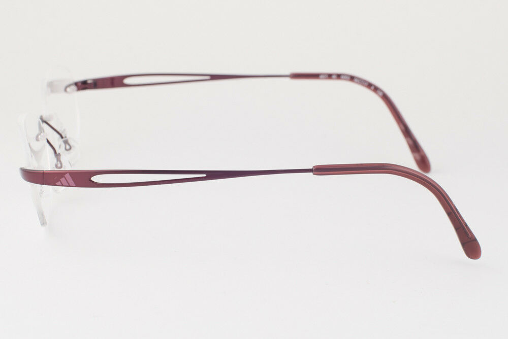 Adidas A621 40 6053 Red Eyeglasses 621 406053 50mm