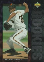 1994 Upper Deck #27 Salomon Torres - $0.50
