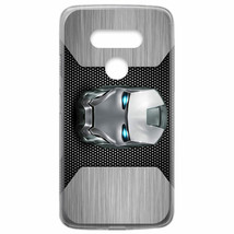 For LG V40 ThinQ / V50 ThinQ Case Cover Iron Man Silver - $22.00