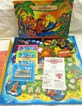 Disney Lilo & Stitch Ohana Board Game Milton Bradley 2001 Complete       S1 - $14.84