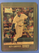 1991 Fleer Ultra Ken Griffey Sr Baseball Card #335 - $1.49