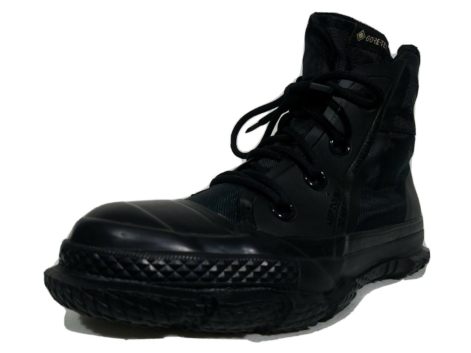 Primary image for Converse Chuck Taylor Gore-Tex Boots Size 5.5 Women's Black Waterproof 165946C