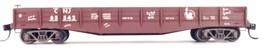 Funaro HO CNJ 40' GBC/GBE Composite Gondolas, TWO cars per kit 6630 image 2